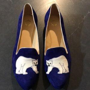 C Wonder Polar Bear shoes